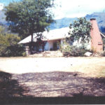 District commissioner's house Moroto, Uganda