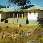 Dedza PWD house, Nyasaland (Malawi)
