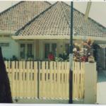 Bandung huis, Java, Indonesië
