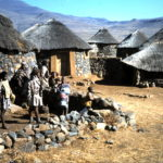 Mokhotlong in the 1950's